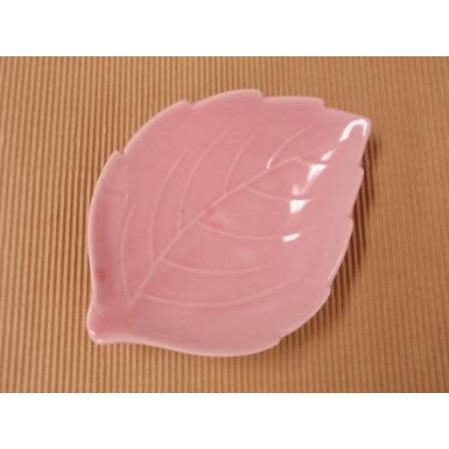 Boombladvormig schaaltje, roze-1