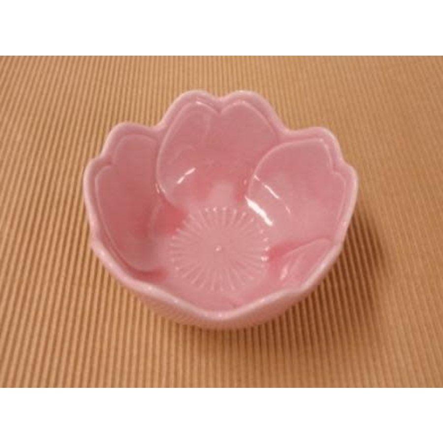 flower bowl Pink-1