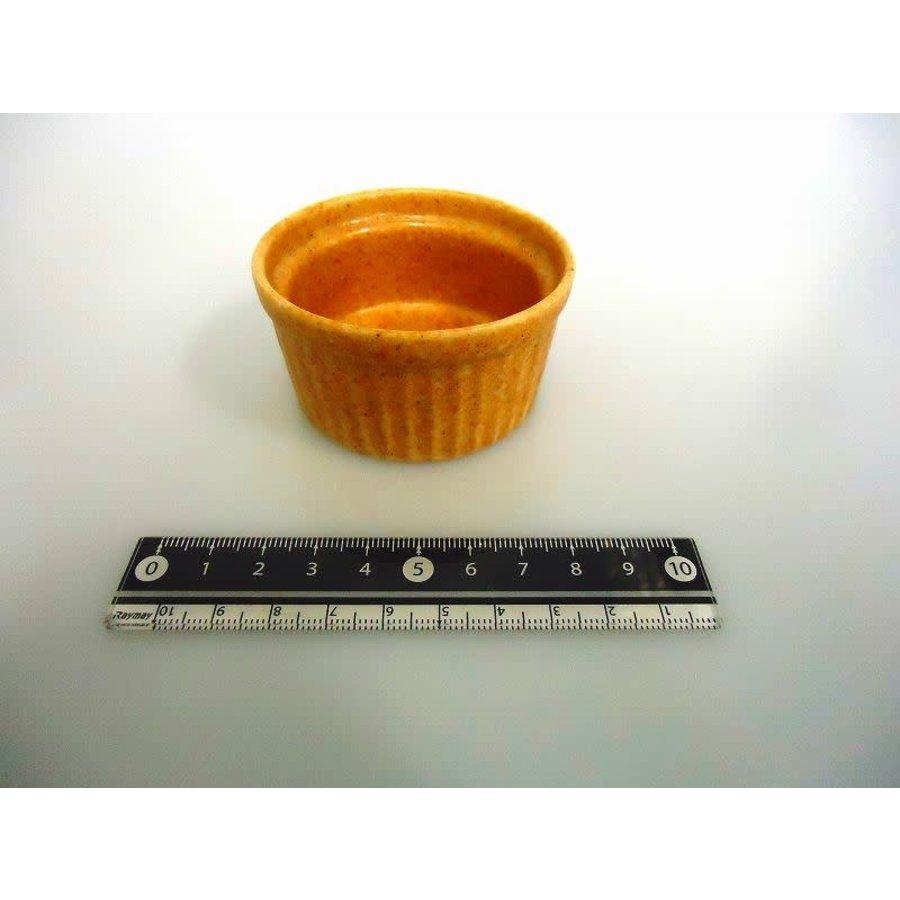 Japanese type souffle beige-1