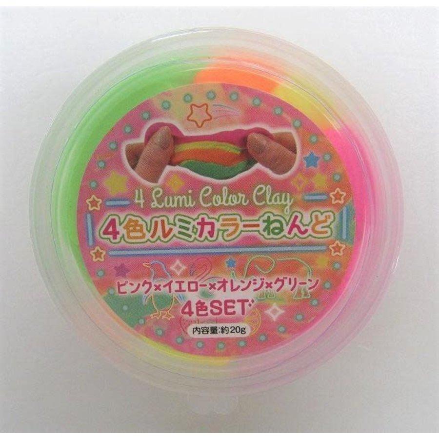 4 color rumi color clay-1
