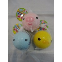 Fluffy animal ball