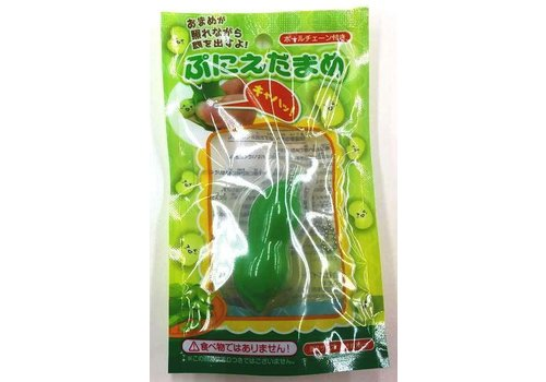 Green Soybeans toy