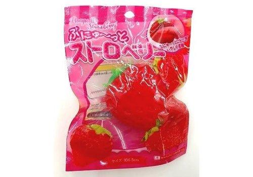 Soft strawberry toy