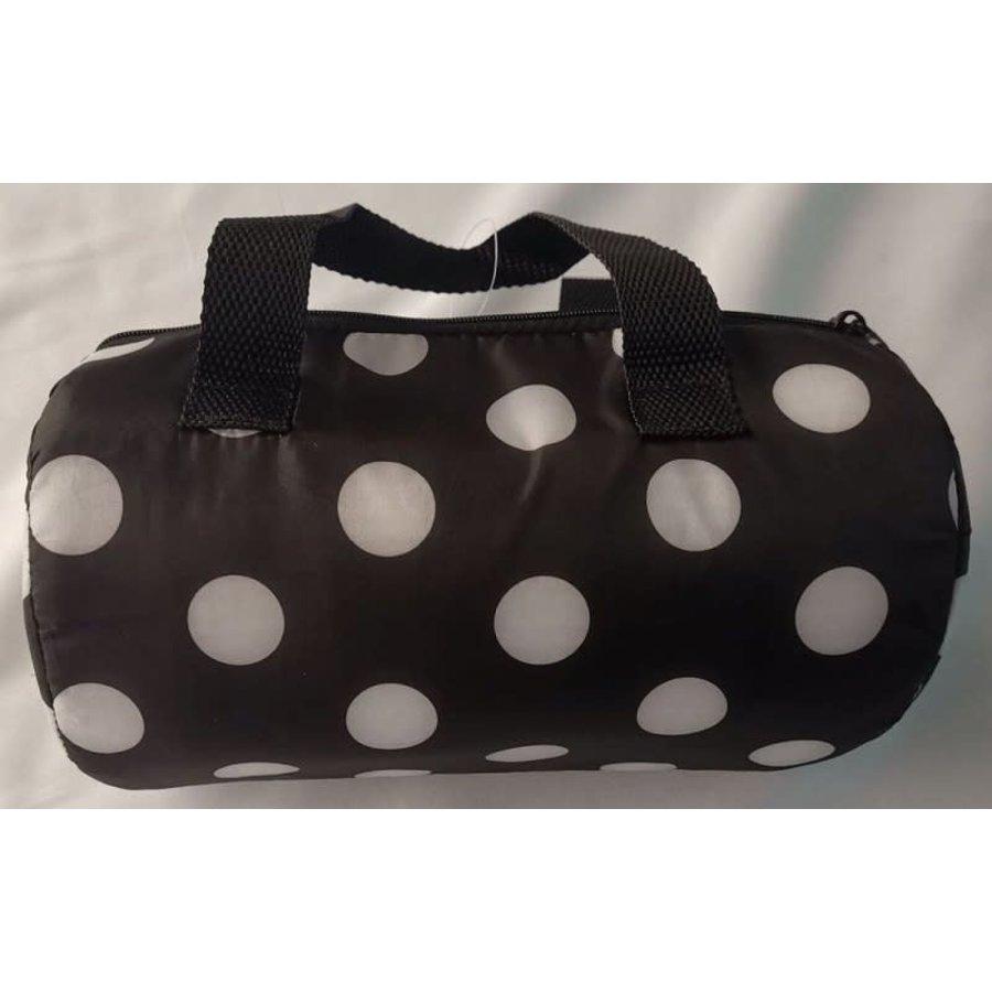 Keep warm/cold drum shape tote bag dot : PB-1