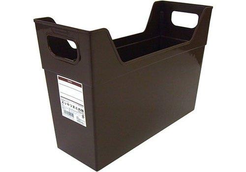 Organizing holder, dark brown