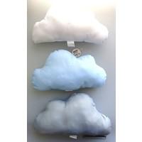 Die-cut cushion plan cloud : PB