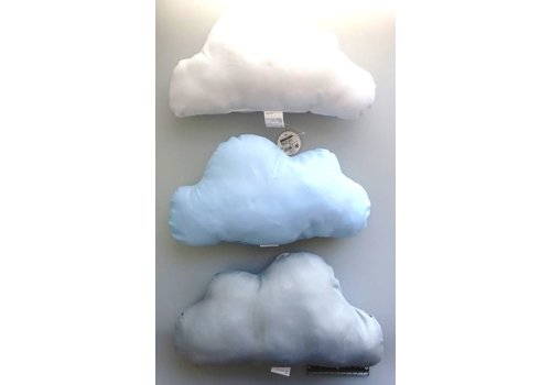 Die-cut cushion plan cloud : PB
