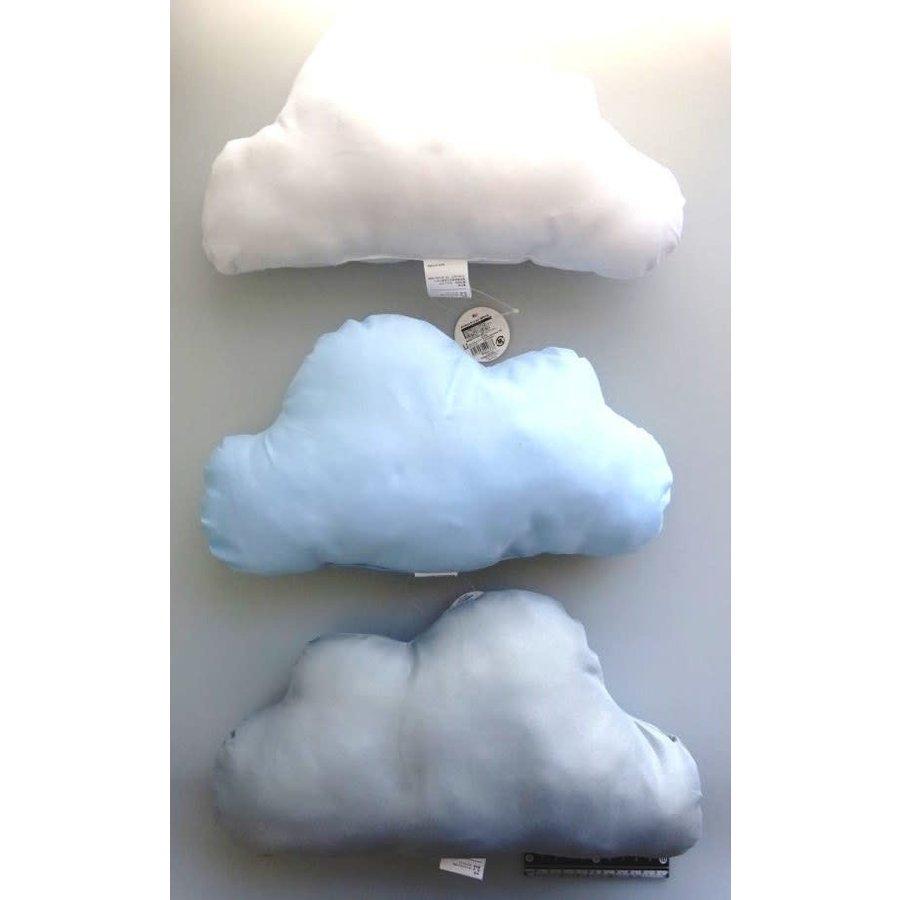 Die-cut cushion plan cloud : PB-1