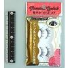 Glamorous fake eye lashes 13 long half 2p