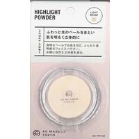 AC: Highlight, light beige