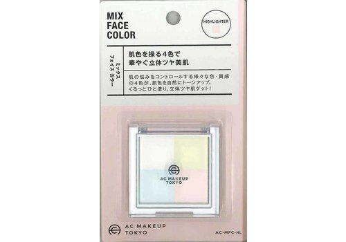 AC: Mix face color, highlight