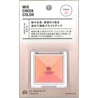 AC mix color cheek 02 coral