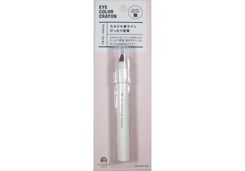 AC eye color crayon 02W brown