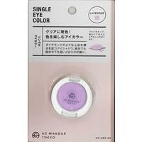 AC: Single eye color, lavender