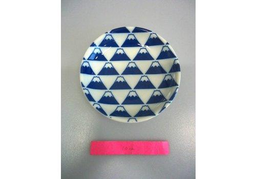 Mt Fuji 35 size dish