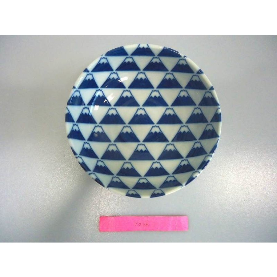 Mt Fuji Rokubei 45 size bowl-1
