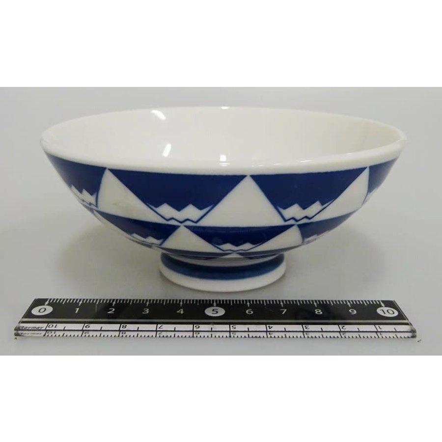 Mt. Fuji rice bowl (blue)-1