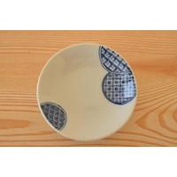 Schaaltje Engi no Utsuwa, cirkelpatroon, 9 cm