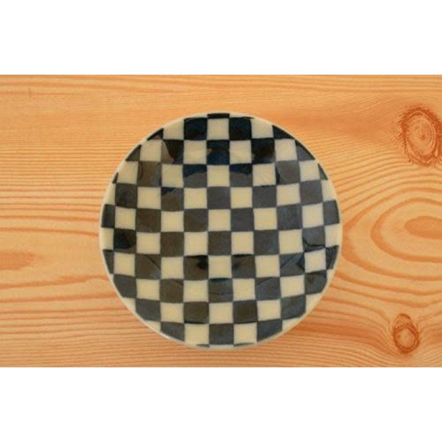 Schaaltje Engi no Utsuwa, blokpatroon, 9 cm-1