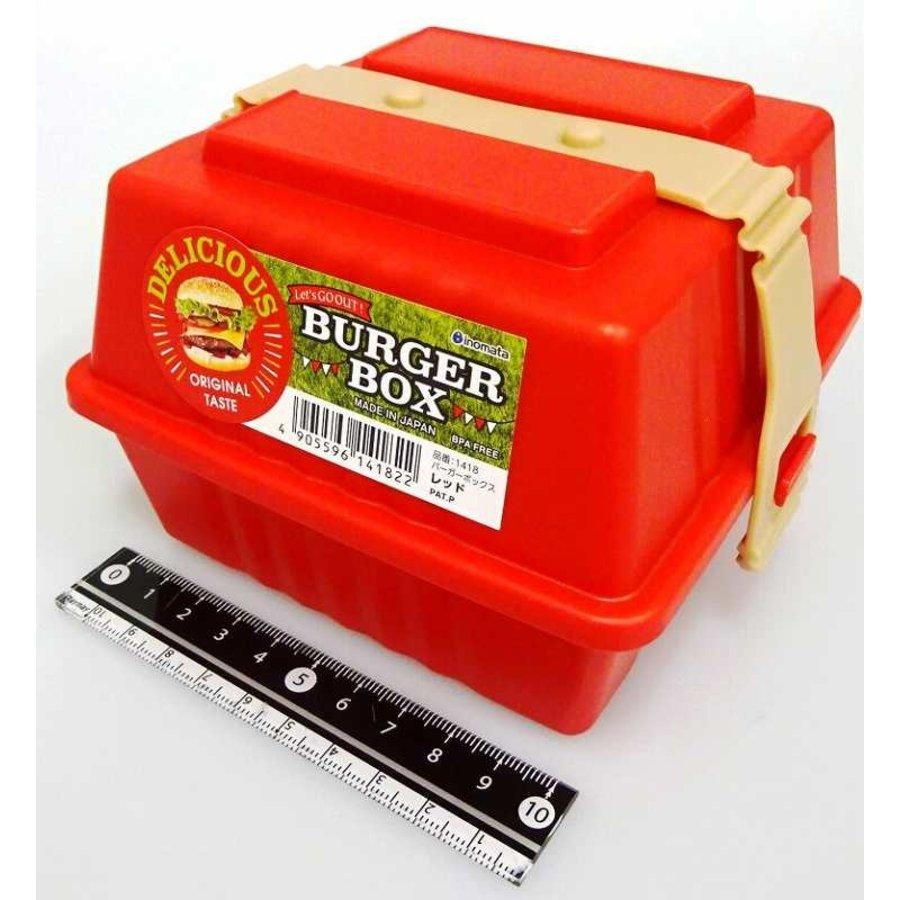 Burger box red-1
