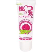 Peach leaf hand cream 50g