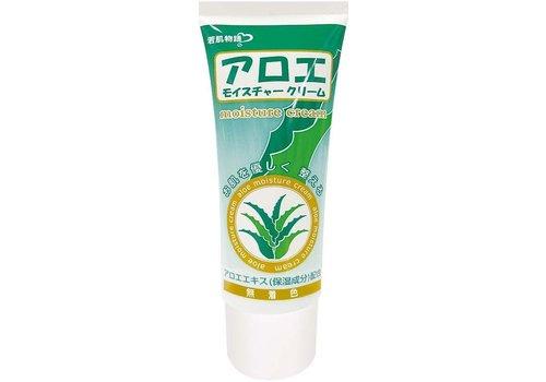 Hand cream, aloe