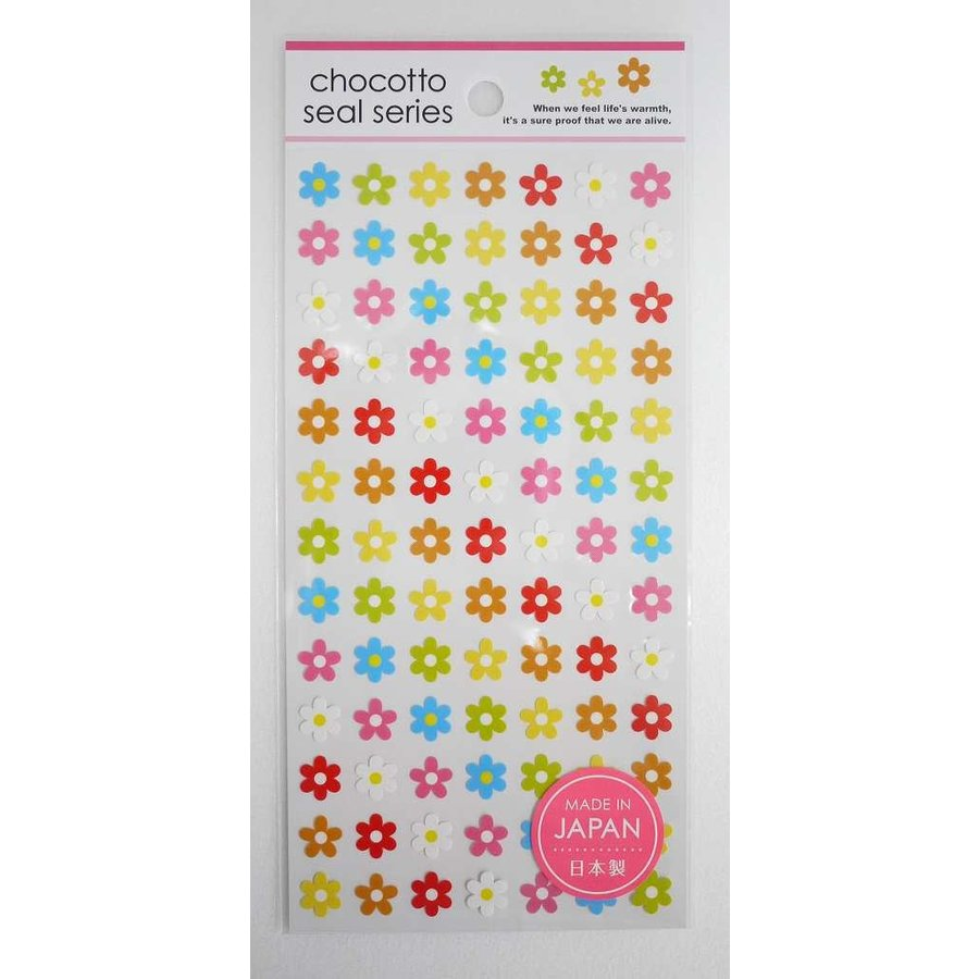 chocotto seal daisy-1