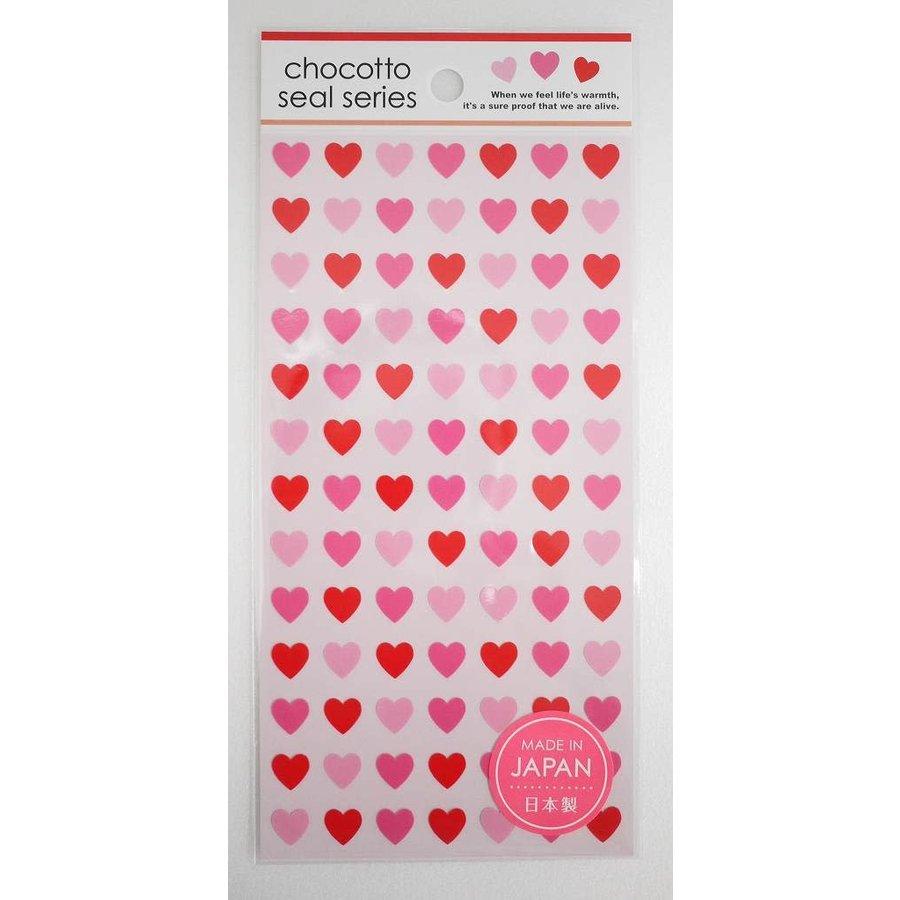 chocotto seal heart-1