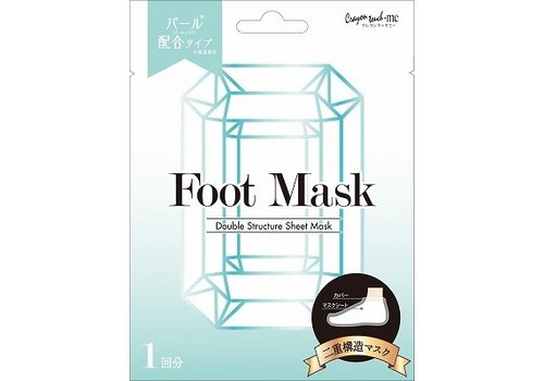 #Foot mask pearl