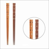 Coated chopsticks 22.5cm