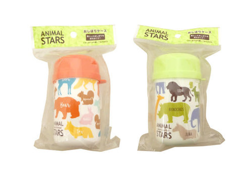 Animal stars napkin case