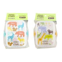 Animal stars salad box