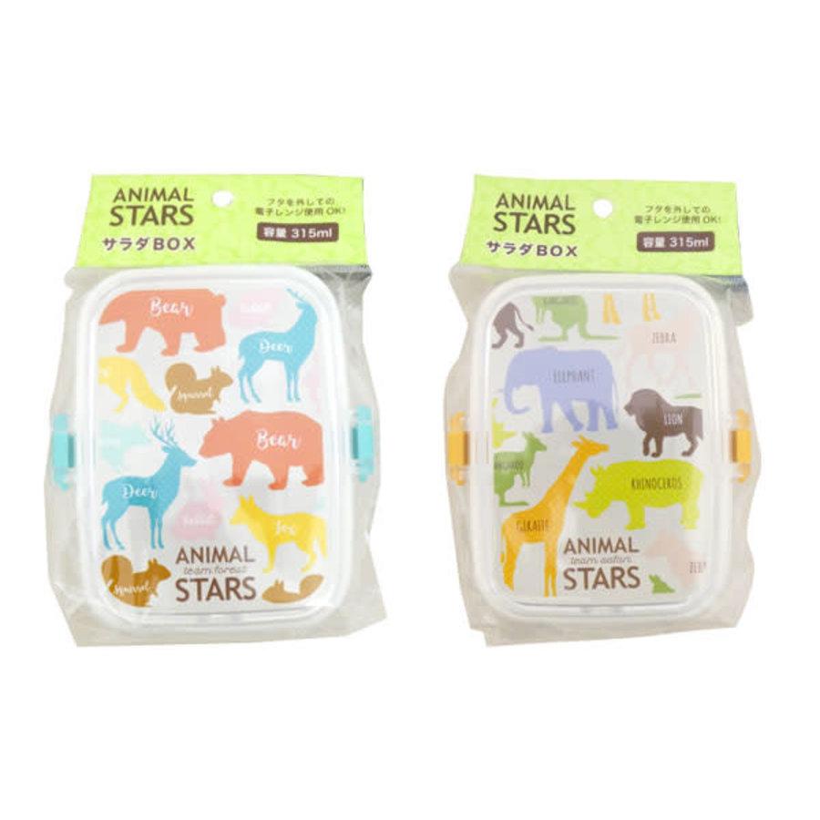 Animal stars salad box-1