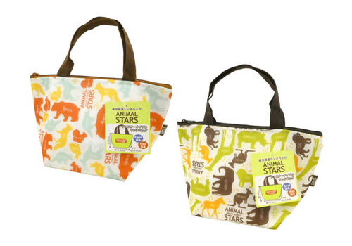 Animal stars keep coo/warm lunch bag