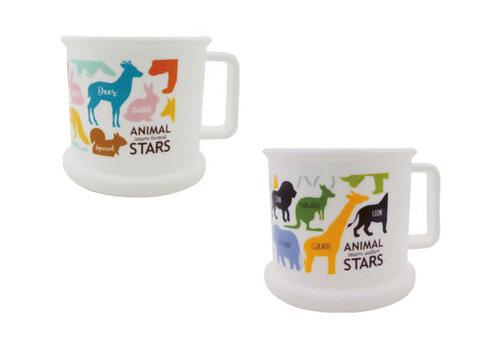 Animal stars : Plastic cup