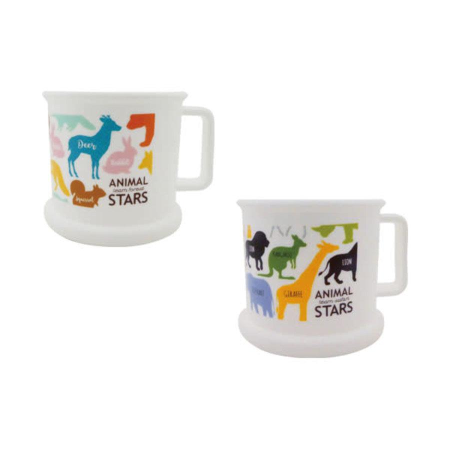 Animal stars single handle cup 190ml-1