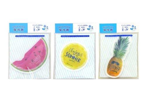 Keep cool gel fruits