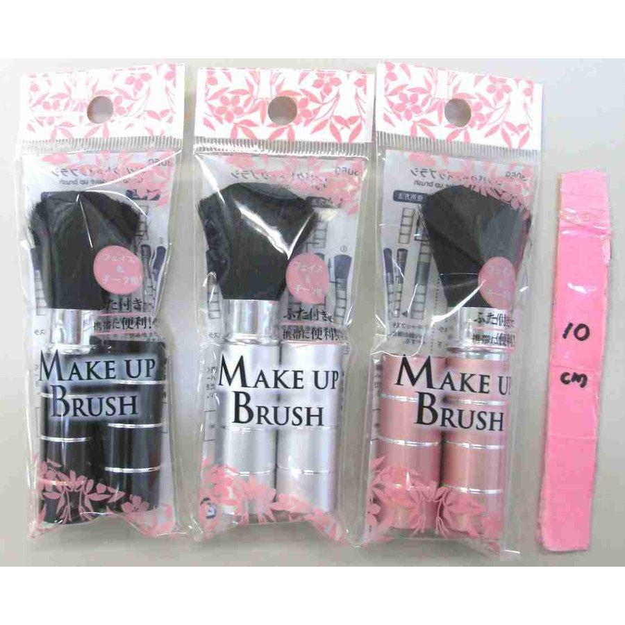 Compact makeup brush-1
