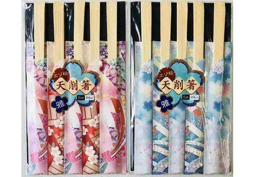 Ezo pine chopsticks 5P