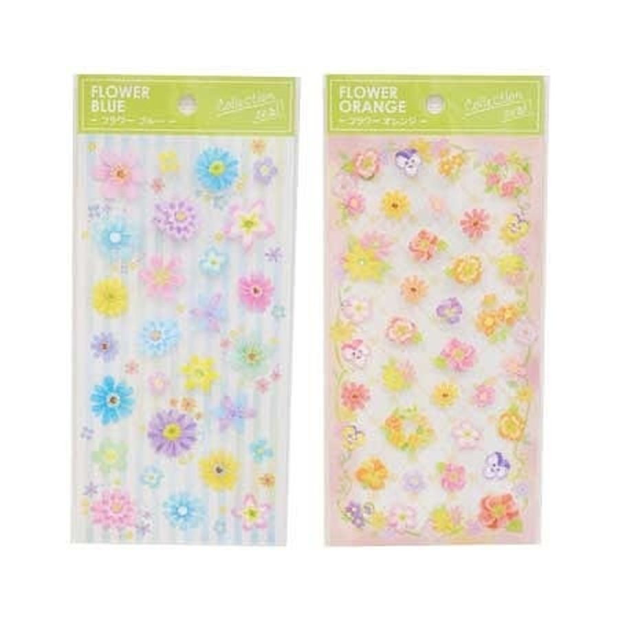 Collection seal flower-1
