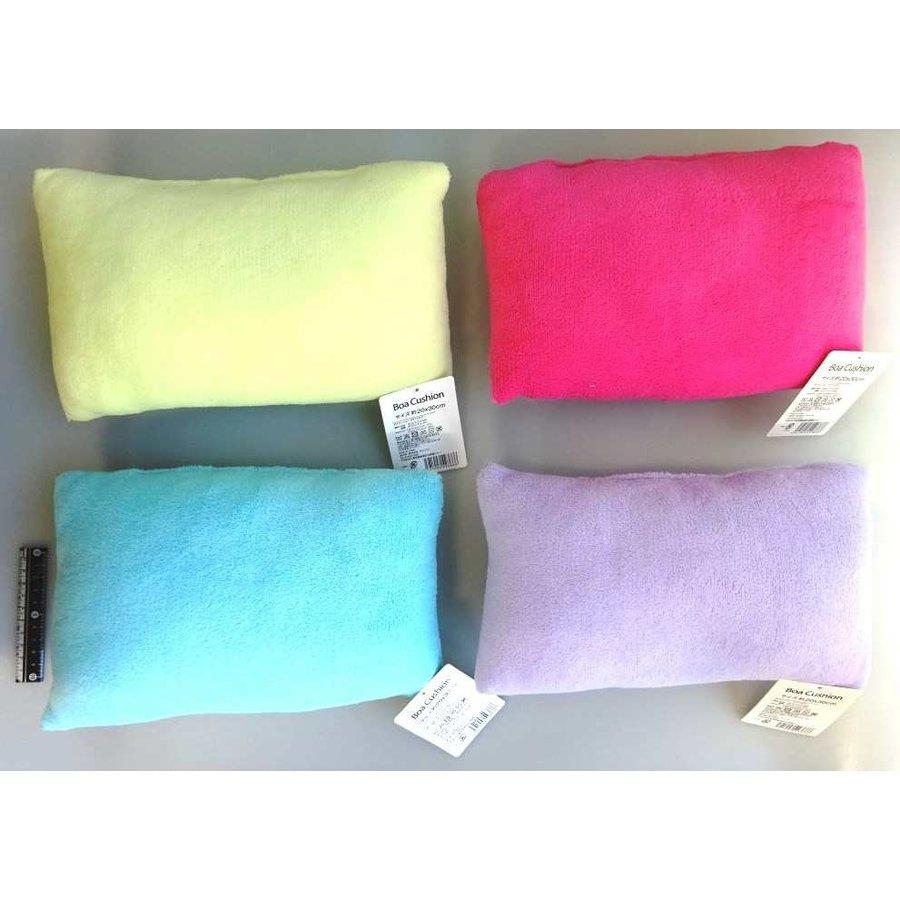 Boa cushion colorful: PB-1