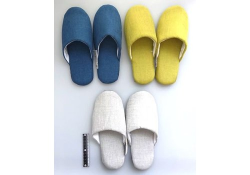 Soft slippers color