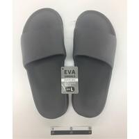 EVA basic sandals L gray