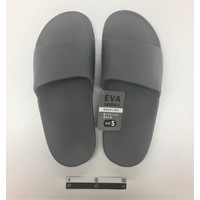 EVA basic sandals S gray