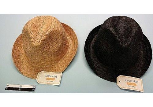 Lace soft hat