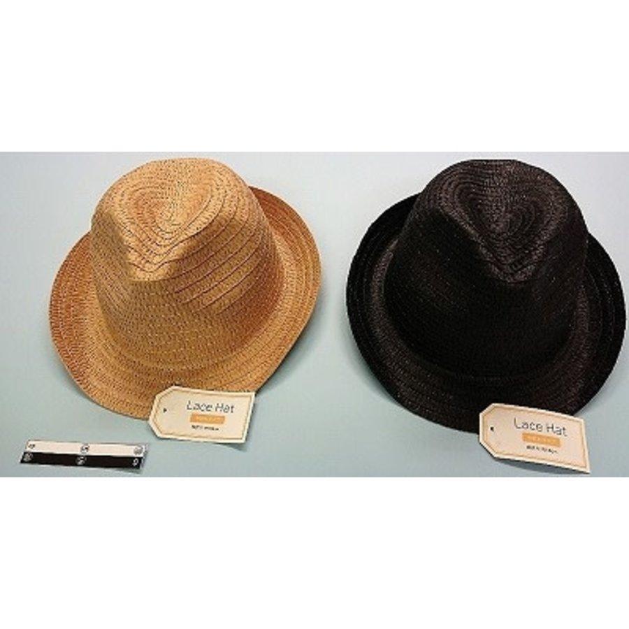 Lace soft hat-1