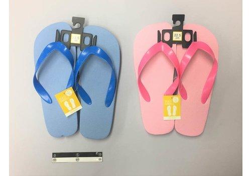 Beach sandals S PK/BL