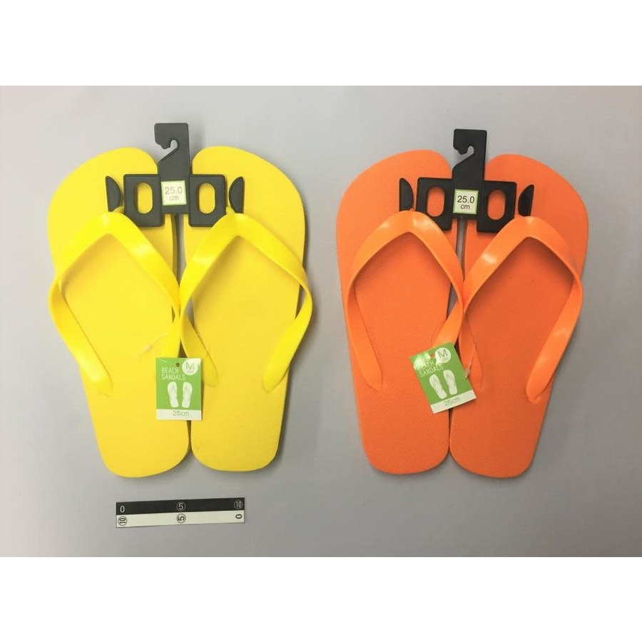 Beach sandals M YE/OR-1
