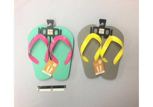 Beach sandals SS GR/GY