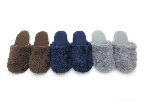 Boa fit slippers plain